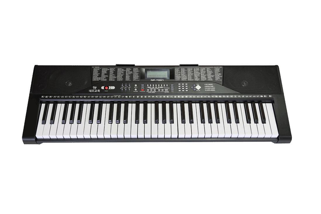 25p_특허받은 네모피아노 교구와 다양한 악기_피아노사진